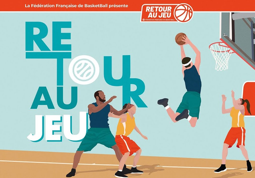 REPRISE DU BASKET POST COVID : VOICI LE PROTOCOLE
