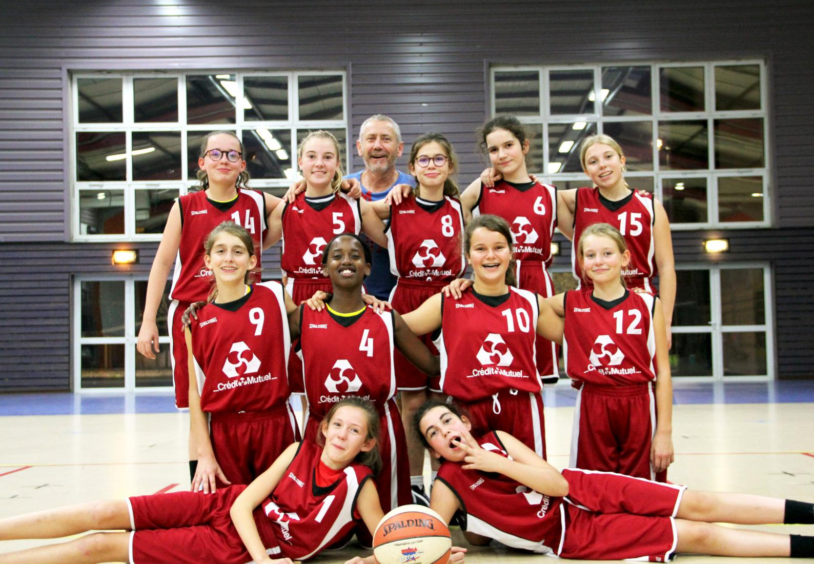 BENJAMINES - Basket Club Eschau